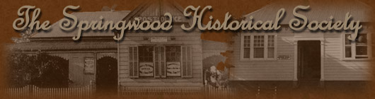 Springwood Historical Society