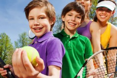 Lawson Tennis Holiday Camp - Oct 6-9
