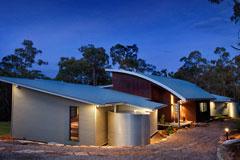 Blue Eco Homes Blue Mountains Australia