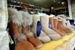 Blue Mountains Ugg Boots - Busy