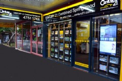 Century 21 Combined Springwood