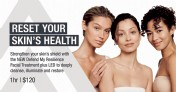 Reset your skins health with our NEW Defence+ Treatments 1hr $120 including LED