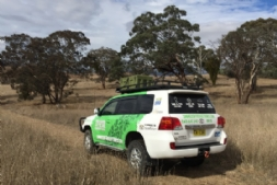 Explore the real Australia by 4WD