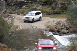 4WD Tag-a-Long Tours