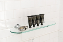 Boutique bathroom amenities