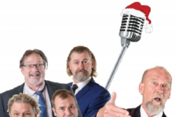 the lads of The Goon Show LIVE!