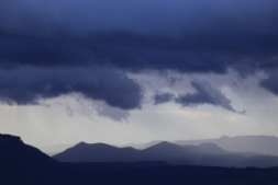 Storm over the Wild Dog Mountains