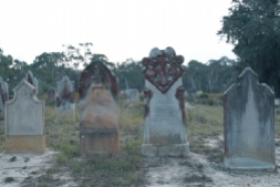 Cemetery Ghost Tours