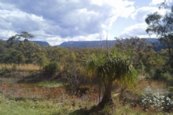 Property overlooks Wheeney Gap
