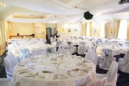 Romantic Wedding Receptions at Caves House
