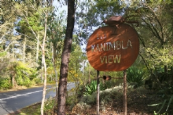 Entrance Kanimbla View