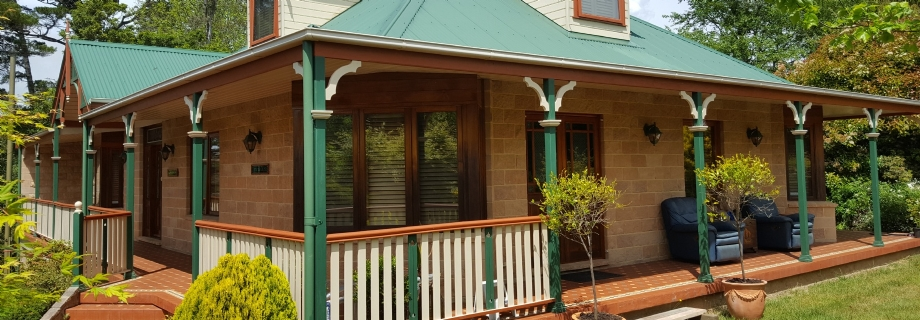 Cascades Manor Luxury Homestay Katoomba
