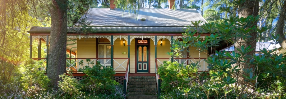 Glen Isla Luxury Blue Mountains Accommodation