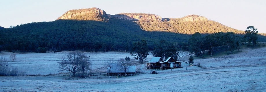Woolshed Cabins