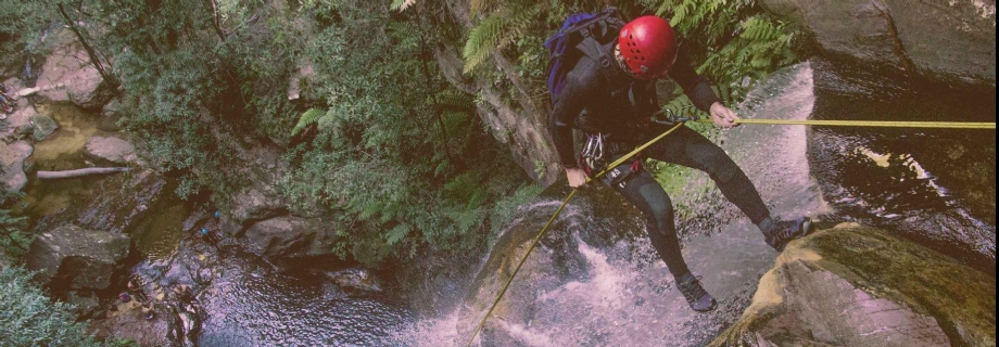 Blue Mountains Canyoning Adventures