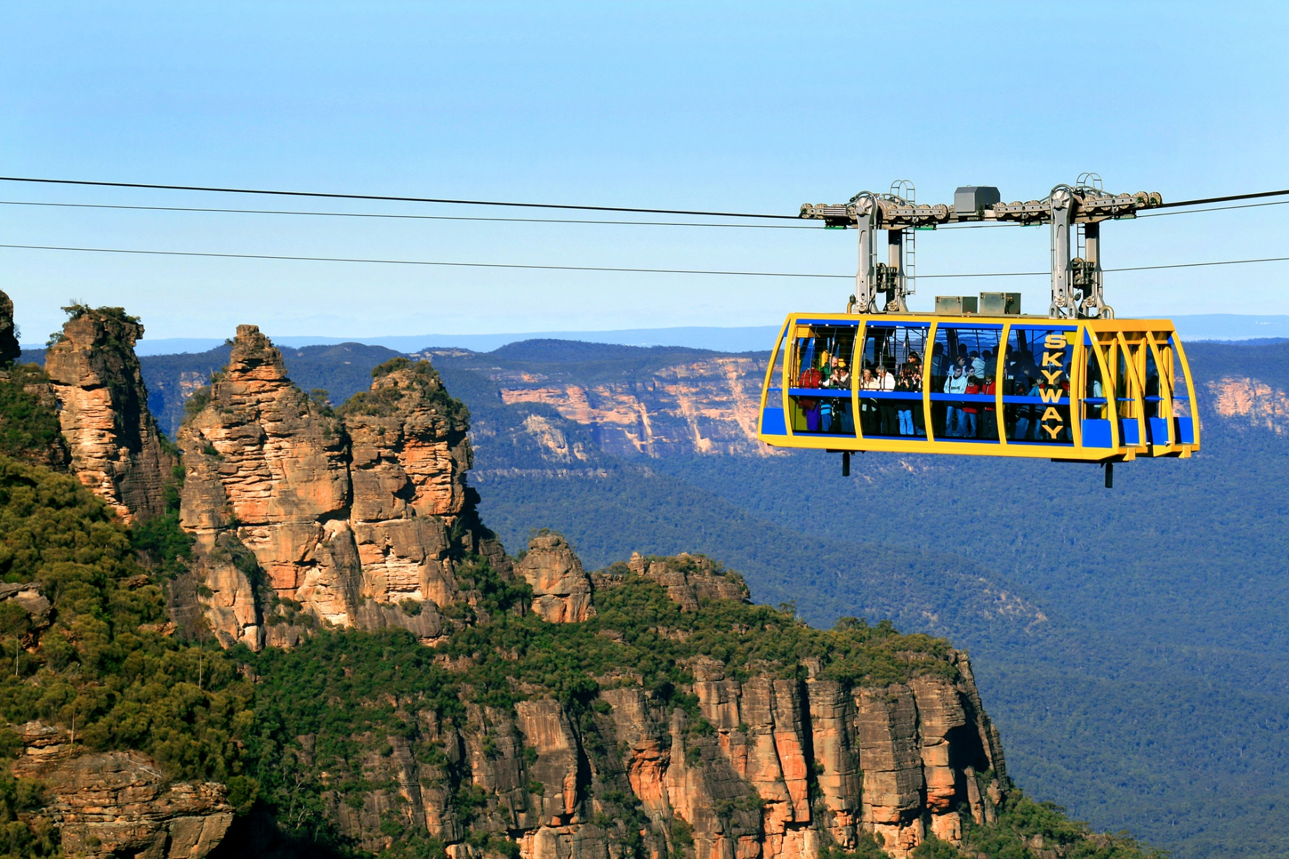 sydney blue mountains train - photo#16