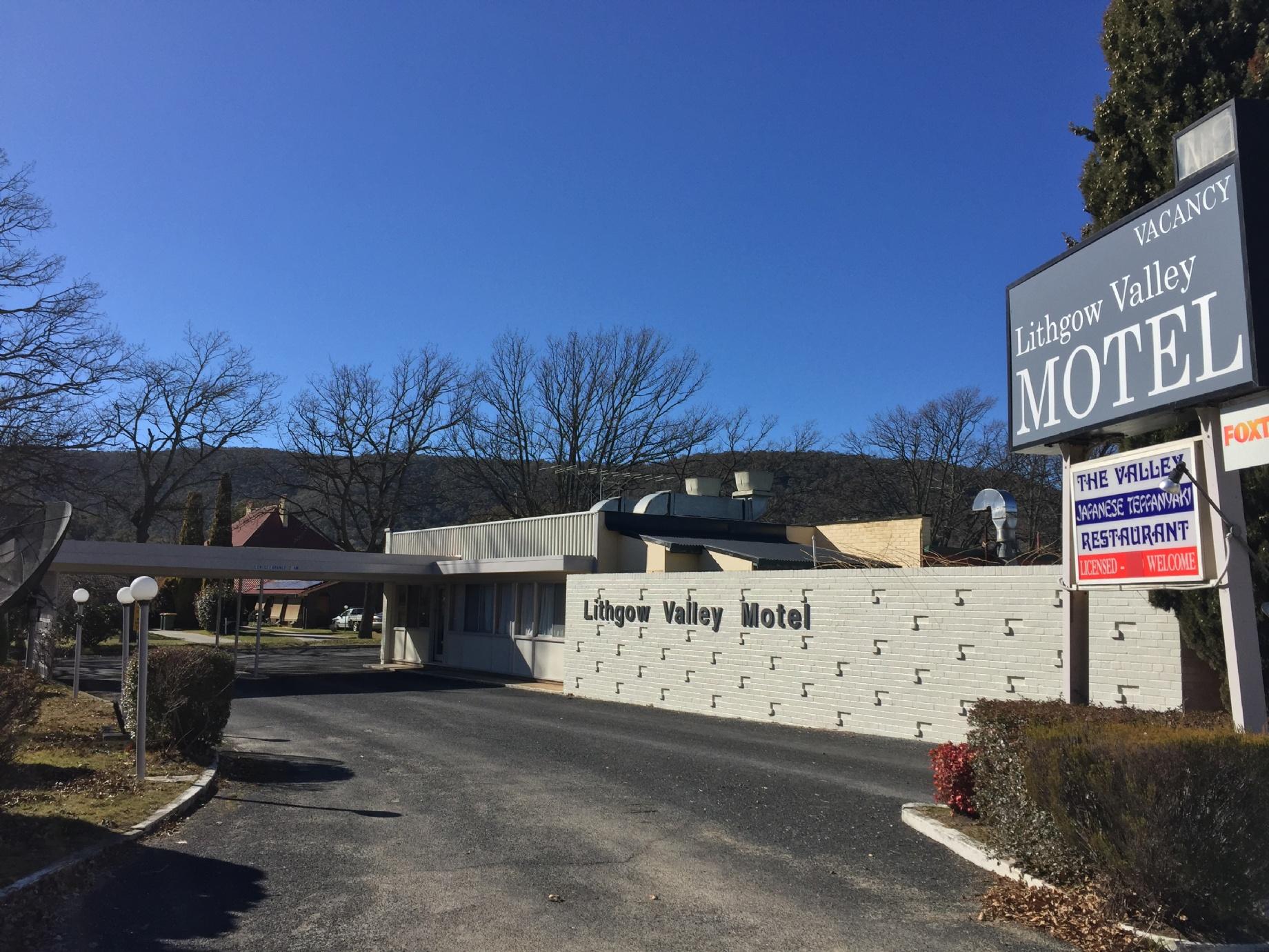 Lithgow Motel Accommodation