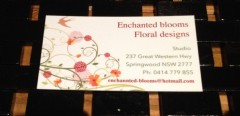 Enchanted Blooms Floral Designs