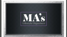 Ma's Lifestyle Organisers