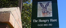 The Hungry Hare