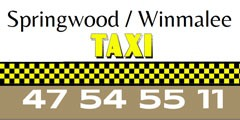 Springwood/Winmalee Taxi