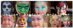 Rachael Brady Face Painter