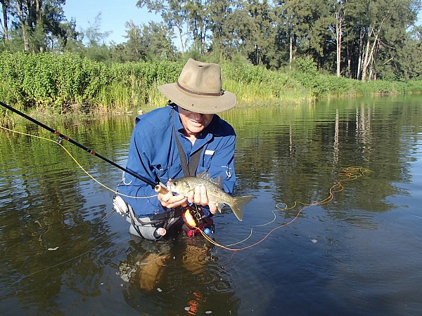 Half Day Bass Fly Fishing Tour