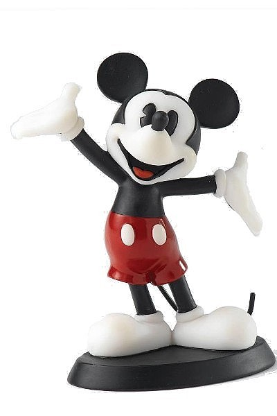 CHEERFUL AS EVER MICKEY