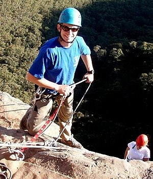 Introductory Abseiling