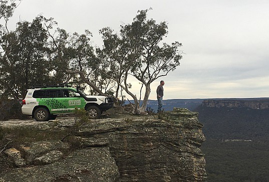 Scenic 4WD Tour, Blue Mountains