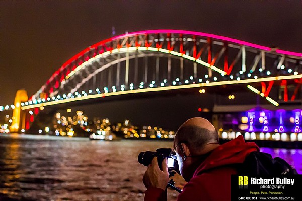 Night Photography Courses Sydney