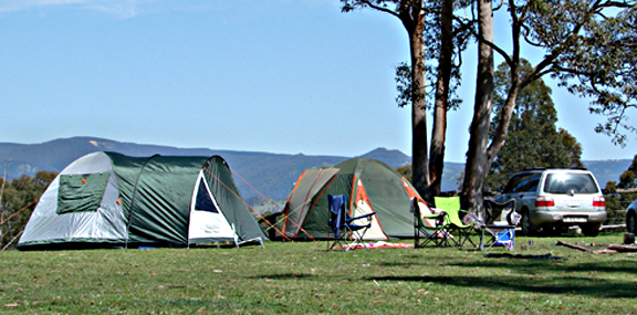 Megalong Australia  city pictures gallery : Camping at Megalong Farm. Blue Mountains Horse Riding Blue ...
