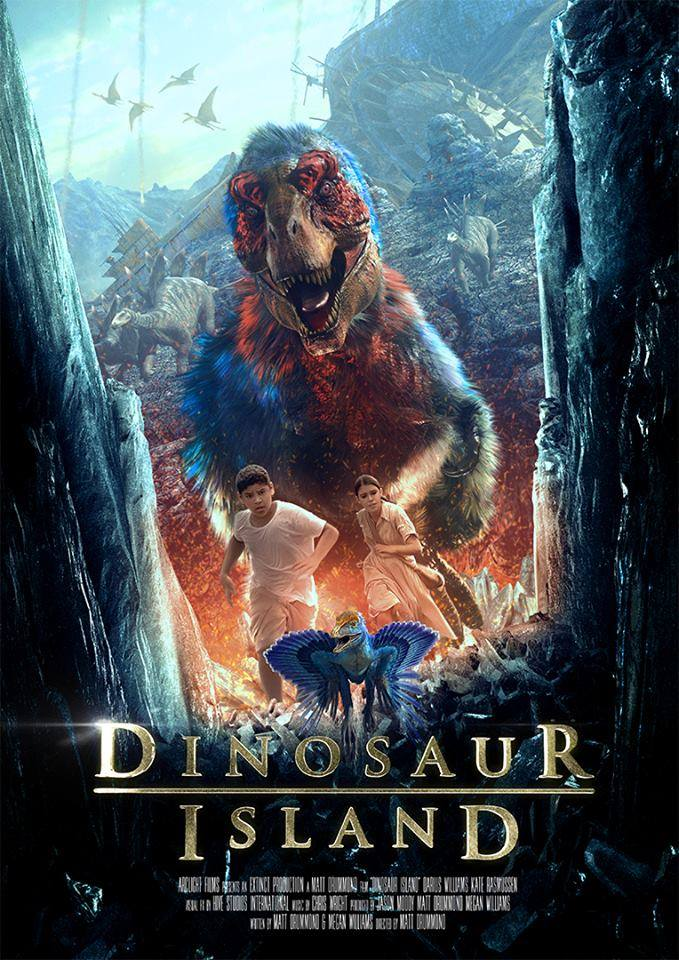 Real Dinosaurs T Rex Australian Produced Fi...