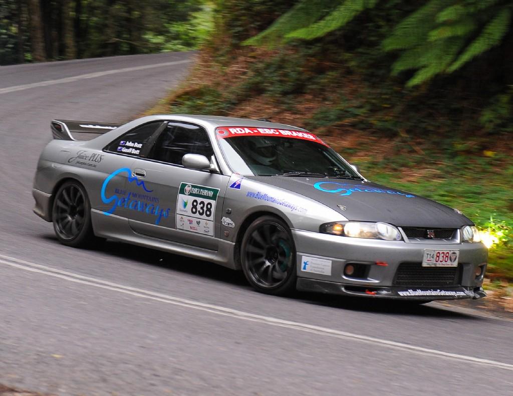 Blue Mountains Team set for Targa Tasmania - Blue ...