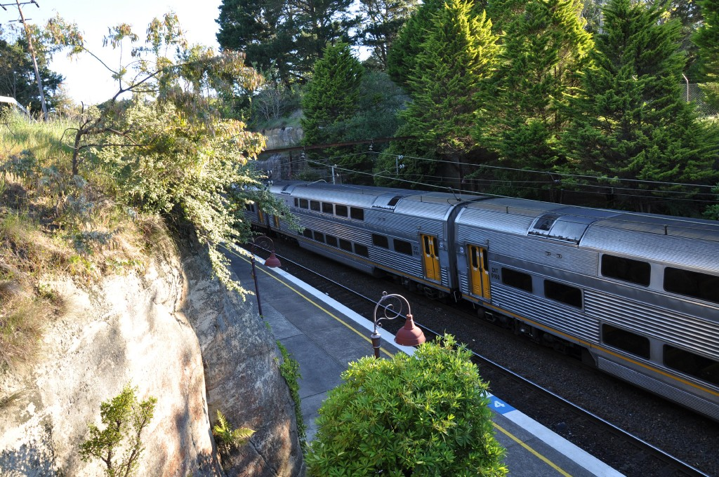 sydney blue mountains train - photo#1