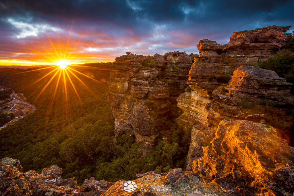 Great Places To Photograph In The Blue Mountains Blue