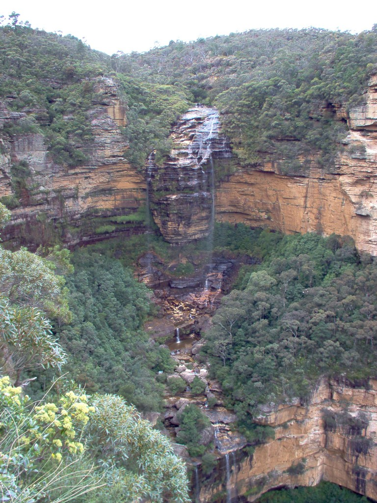 Long Weekend Parking at Wentworth Falls and The ...