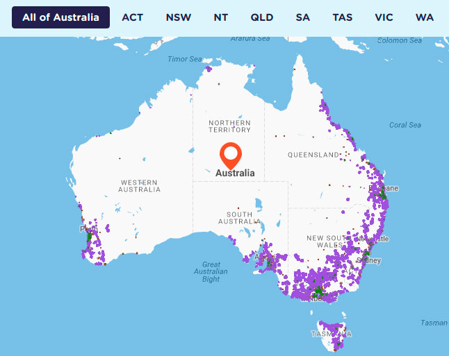 Lower Blue Mountains set to receive absurd NBN Rollout | Blue ... on