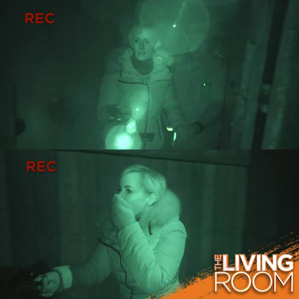 Amanda Keller S Scary Night Out In The Blue Mountains Blue Mountains News Fresh Air Daily