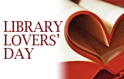 Blind Date With A Book For Library Lovers Day Blue