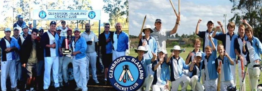 Glenbrook Blaxland Cricket Club (GBCC)