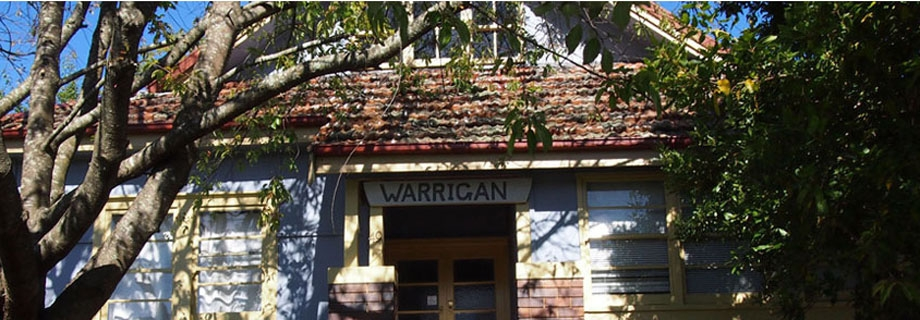 Warrigan Katoomba
