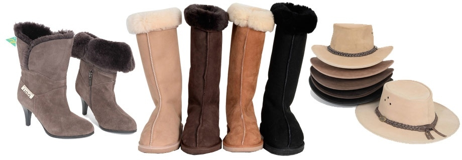Blue Mountains Ugg Boots - Busy 'B' Enterprises