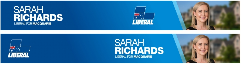 Sarah Richards - Liberal Candidate for Macquarie