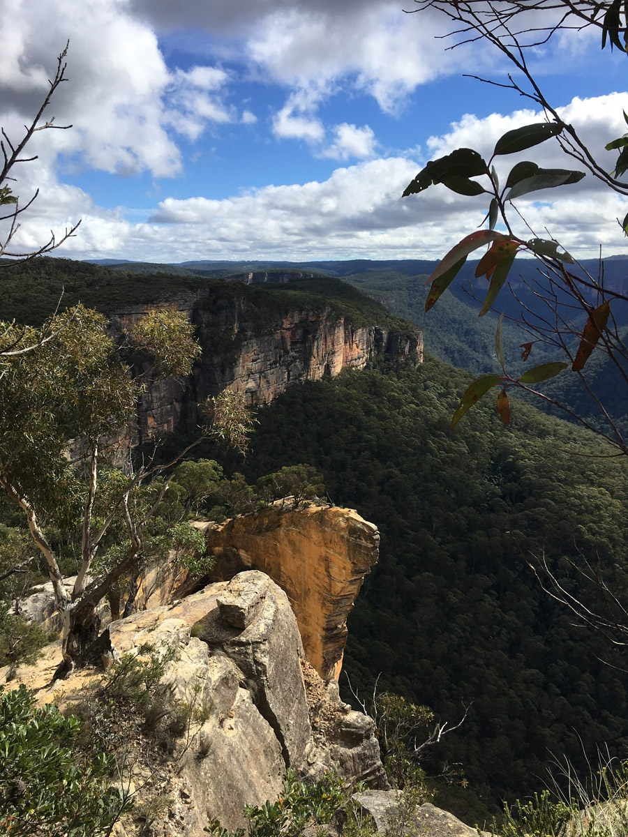 Hanging Rock Blackheath
