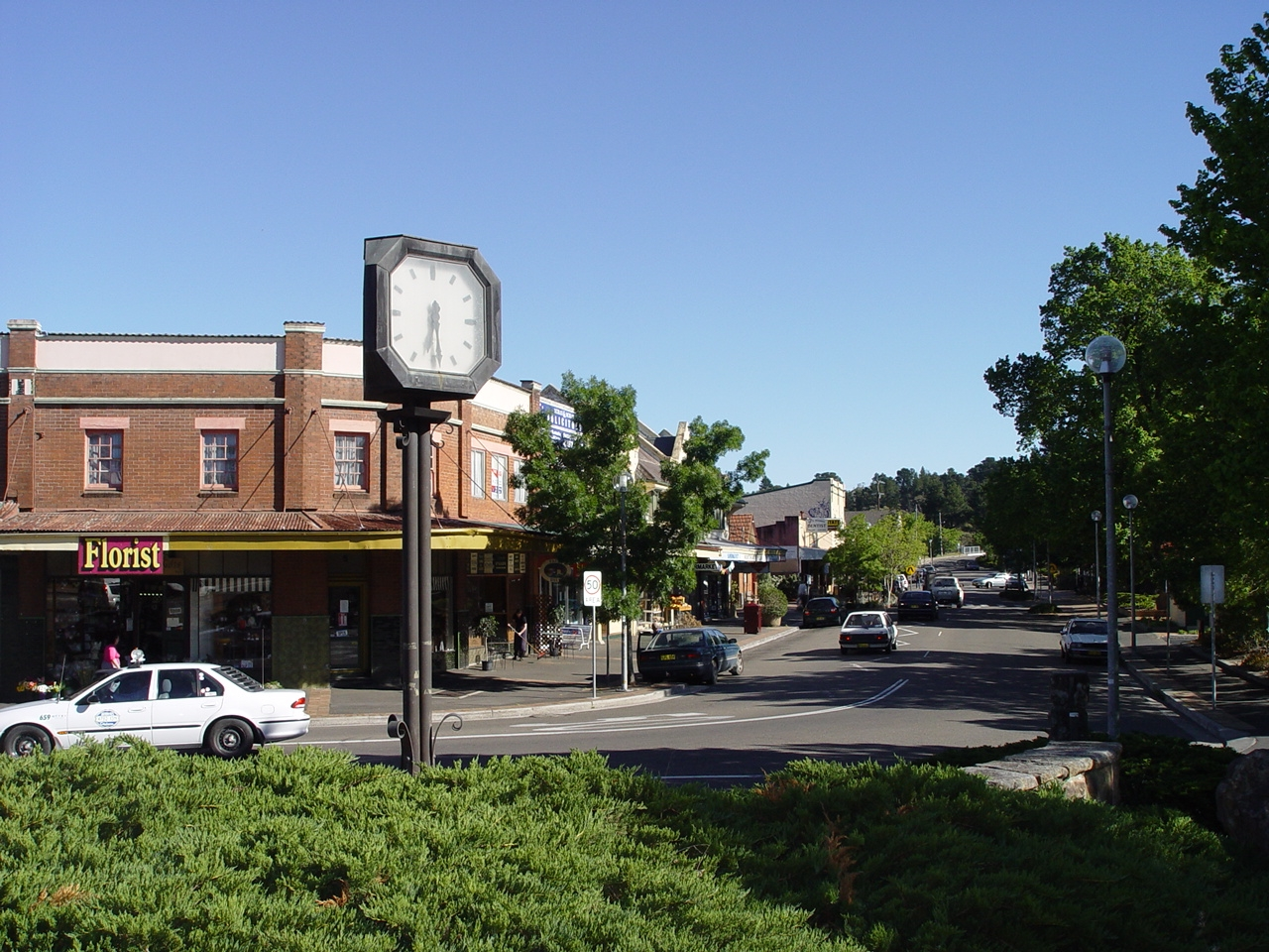 Wentworth Falls Town Centre