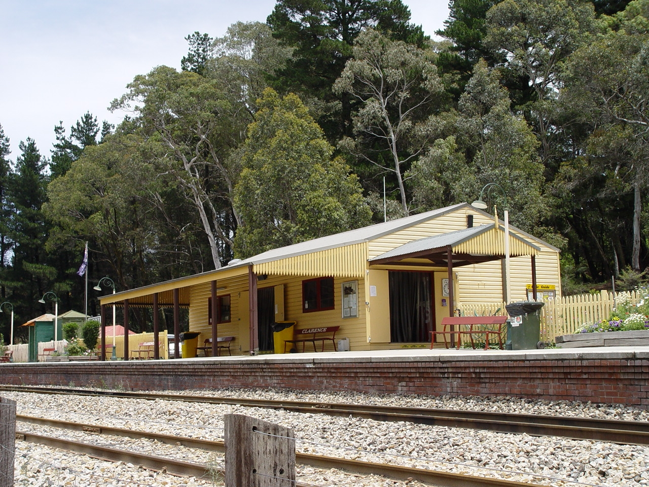 Clarence Railway Station