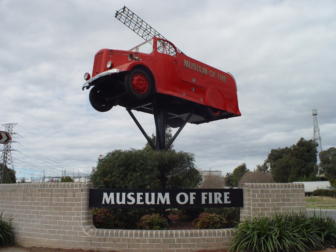 The Museum of Fire