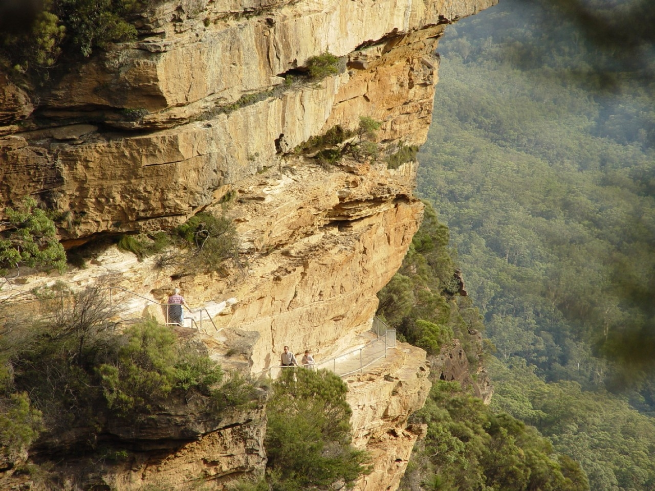 Wentworth Falls Walks