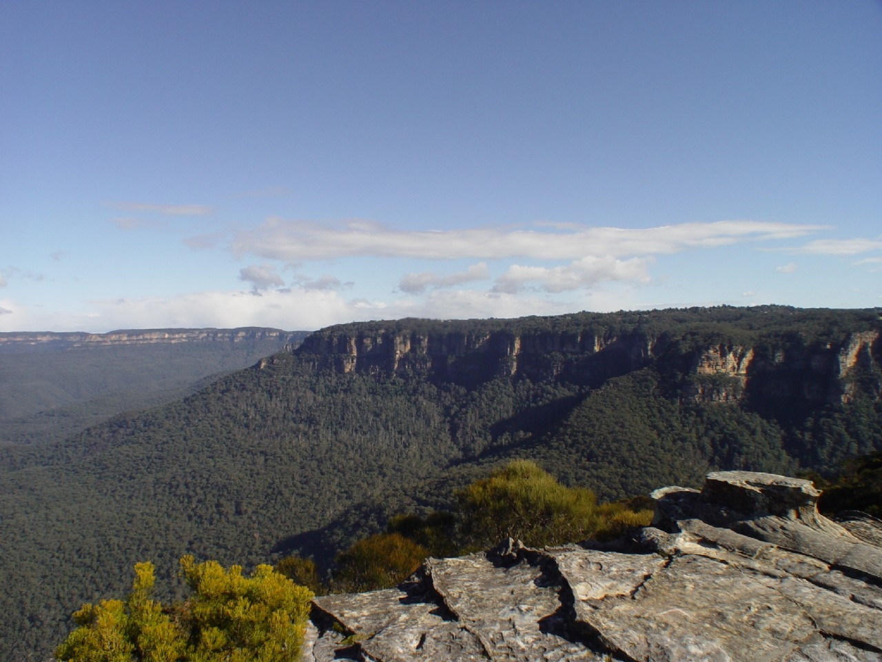 Wentworth Falls Views